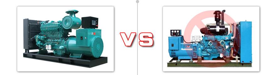 远奥发电机和普通发电机对比